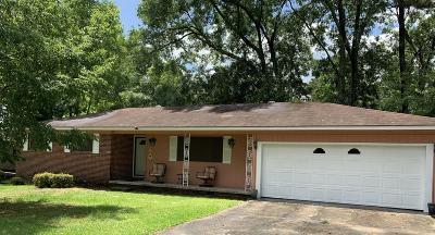Hattiesburg Single Family Home For Sale: 804 Quinn