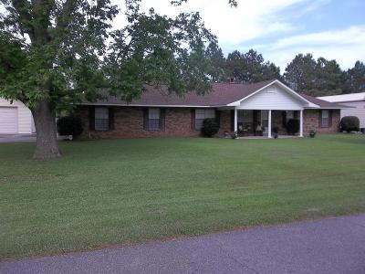 Purvis, Sumrall Single Family Home For Sale: 96 Ray Boone Rd.