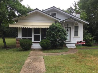 Petal Single Family Home For Sale: 138 W 5th Ave.