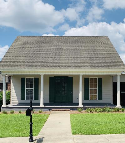 Hattiesburg Single Family Home For Sale: 28 Bridgefield Ct.