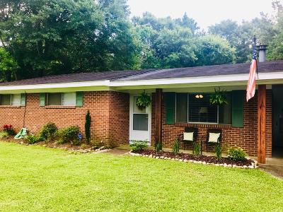 Petal Single Family Home For Sale: 105 Hamilton Dr.