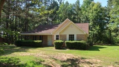 Jefferson Davis County Single Family Home For Sale: 83 Judge Fagan Ln.