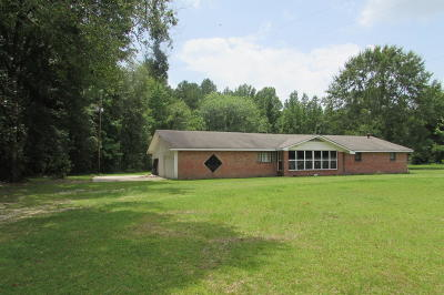 Columbia Single Family Home For Sale: 819 Ms-43