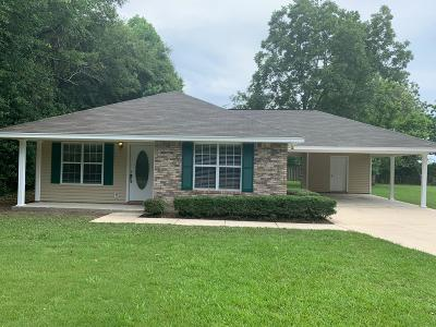 Petal Single Family Home For Sale: 104 Cassil St.