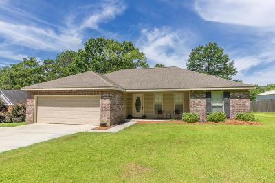 Hattiesburg Single Family Home For Sale: 377 Ryan