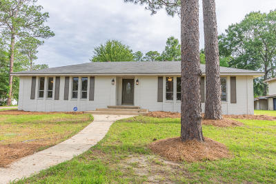 Hattiesburg Single Family Home For Sale: 2507 Villa Verde St.