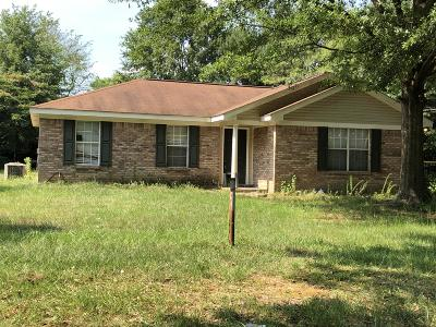 Petal Single Family Home For Sale: 148 Stephens Rd.
