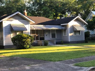Hattiesburg Multi Family Home For Sale: 112 W 8th St.