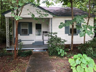 Hattiesburg Single Family Home For Sale: 311 S 15th Ave.