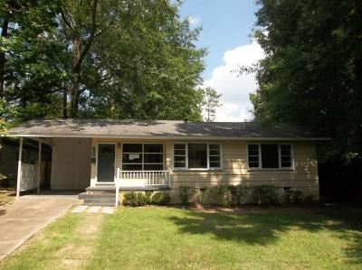 Hattiesburg Single Family Home For Sale: 704 S 22nd Ave.