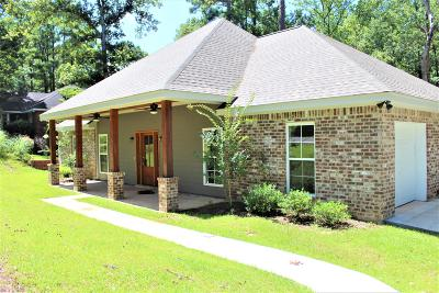 Hattiesburg Single Family Home For Sale: 7 Poplar