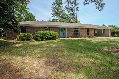 Hattiesburg Single Family Home For Sale: 106 Pine Dr.