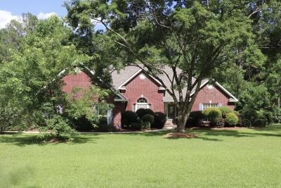 Single Family Home For Sale: 103 Gettysburg Way