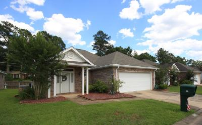 Hattiesburg Single Family Home For Sale: 109 Willow Brook