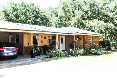 Columbia Single Family Home For Sale: 261 Raybourn Rd.