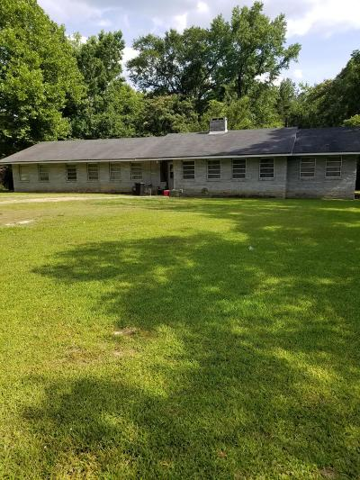 Hattiesburg Single Family Home For Sale: 73 Rawls Springs Rd.