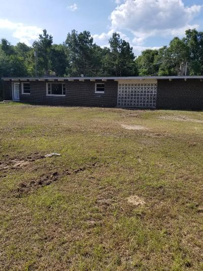 Hattiesburg MS Single Family Home For Sale: $105,000