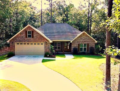 Petal Single Family Home For Sale: 122 Wildwood Trail