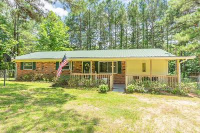 Purvis Single Family Home For Sale: 933 Ms-589
