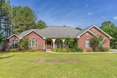 Columbia Single Family Home For Sale: 57 Quail Run Ln.