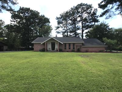 Hattiesburg MS Single Family Home For Sale: $139,900