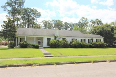 Hattiesburg MS Single Family Home For Sale: $135,000