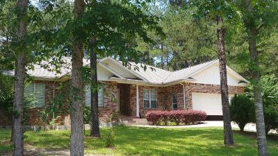 Purvis Single Family Home For Sale: 12 Plumer Cir.