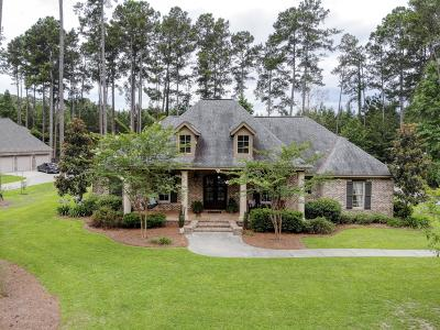 Hattiesburg Single Family Home For Sale: 33 Parsons Creek