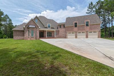 Hattiesburg Single Family Home For Sale: 103 Woodlands