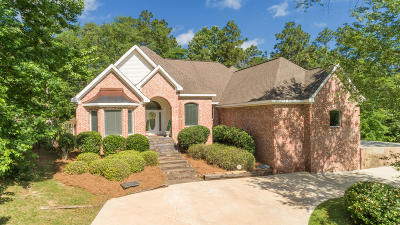 Hattiesburg Single Family Home For Sale: 108 Shadow Lake Dr.