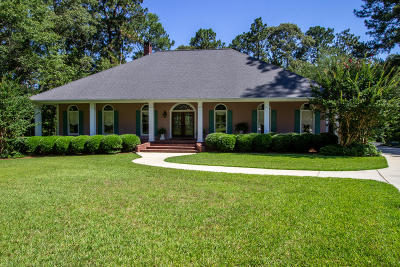Petal, Purvis Single Family Home For Sale: 86 Alexander Rd.