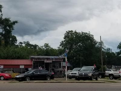 Hattiesburg Commercial For Sale: 302 & 306 W Central Ave.