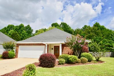 Hattiesburg MS Single Family Home For Sale: $145,000