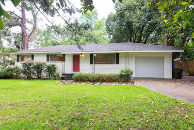 Hattiesburg MS Single Family Home For Sale: $118,900