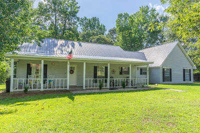 Hattiesburg Single Family Home For Sale: 68 Griffith Rd.