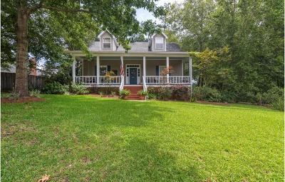 Hattiesburg Single Family Home For Sale: 207 Kensington