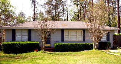 Hattiesburg Single Family Home For Sale: 402 N 20th Ave.