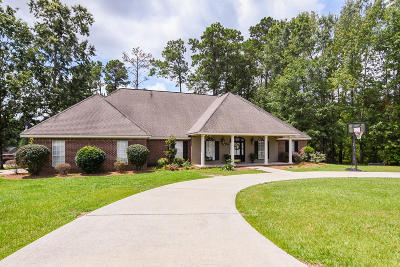 Hattiesburg Single Family Home For Sale: 139 Morrell Cir.