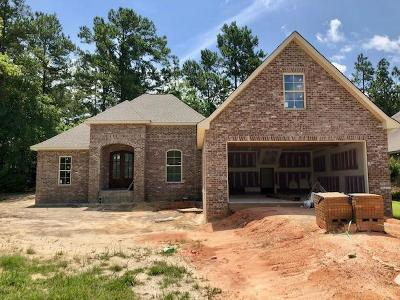 Hattiesburg Single Family Home For Sale: 9 S Kingsmill