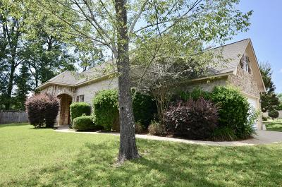 Hattiesburg Single Family Home For Sale: 13 Riviera Cir.