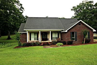 Petal Single Family Home For Sale: 562 Macedonia Rd.