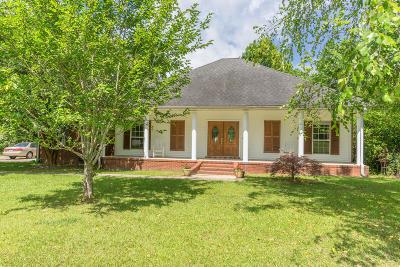 Single Family Home For Sale: 41 Dean Rhyne