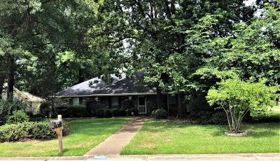 Hattiesburg Single Family Home For Sale: 104 Lynnwood Cir.