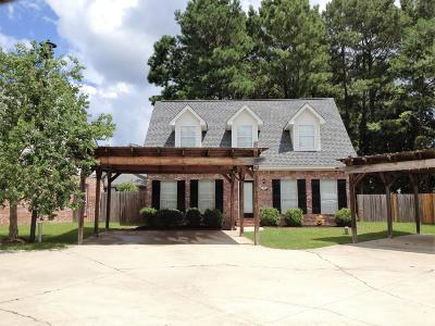 Hattiesburg Single Family Home For Sale: 29 Hillcrest #14 Dr.