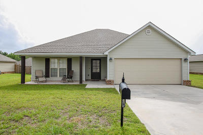 Hattiesburg Single Family Home For Sale: 5 Wildflower Blvd.