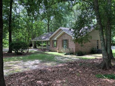 Petal Single Family Home For Sale: 1027 Old River Rd.