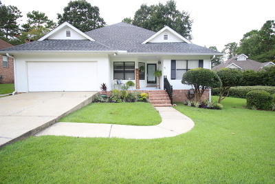 Hattiesburg Single Family Home For Sale: 5 Edinburgh Cir.