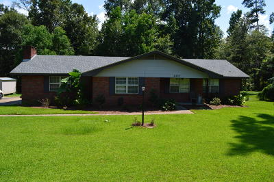 Hattiesburg Single Family Home For Sale: 4402 Oak Forrest Dr.