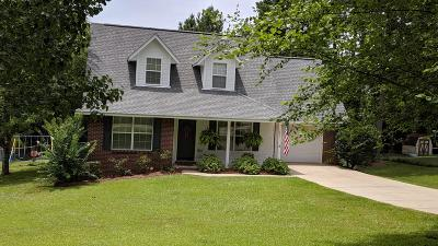 Hattiesburg Single Family Home For Sale: 371 W Delta Dr.