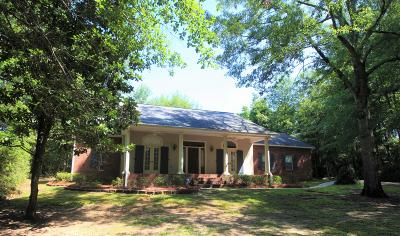 Hattiesburg Single Family Home For Sale: 1816 Old Hwy 24